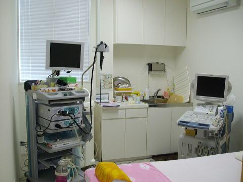 経鼻内視鏡と超音波診断装置